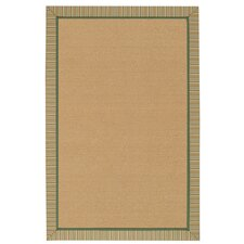 <strong>Capel Rugs</strong> Lakeview Fall Green Stripes Rug