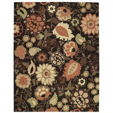 Gaston Bouquet Earthtones Rug
