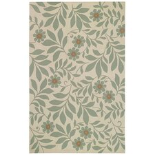 Garden Valley Stone Washed Rug