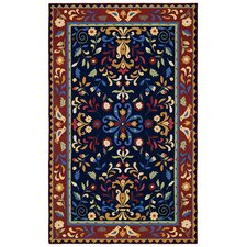 Amish Country Navy Rug