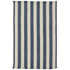 Nags Head Blue Stripe Rug