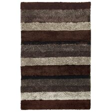 City View Chestnut Multi Rug