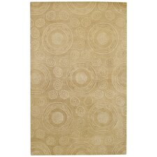 Spindles Wheat Rug