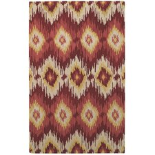 Rally Cinnamon Area Rug