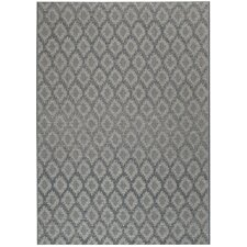 Udorn Blue Diamond Rug