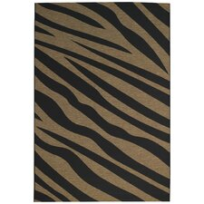 Adventure Zebra Indoor/Outdoor Rug