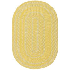 River Bend Yellow Rug