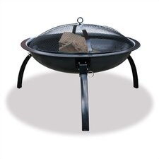 <strong>Uniflame Corporation</strong> Foldable Fire Pit