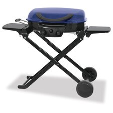 Blue Rhino Tailgate LP BBQ with Foldable Cart
