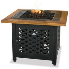 LP Gas Fire Pit Table
