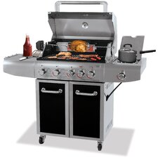 LP Gas Barbecue Grill