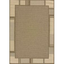 Solarium Brown Terrace Indoor/Outdoor Rug