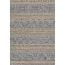 Solarium Blue Alfresco Indoor/Outdoor Rug