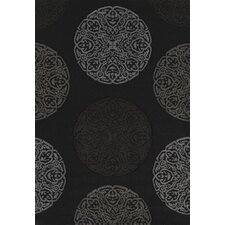 Townshend Black Gaze Rug