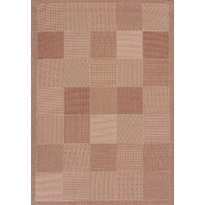 Solarium Terra Patio Block Indoor/Outdoor Rug
