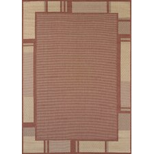 Solarium Terracotta Terrace Indoor/Outdoor Rug