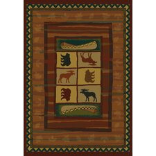 Genesis Hearthstone Lodge Novelty Rug