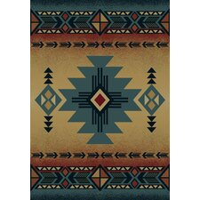 Genesis Arizona Blue/Beige Rug