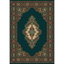 Manhattan Cathedral Hunter Rug