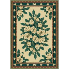 Manhattan Magnolia Cream Rug