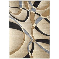 <strong>United Weavers of America</strong> Contours LaChic Beige Rug