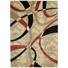 <strong>United Weavers of America</strong> Contours LaChic Cream Rug