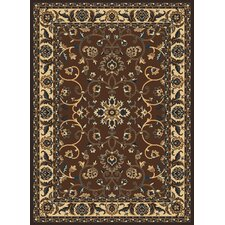 Manhattan Columbia Brown Rug