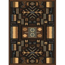 Manhattan Pelham Brown Rug