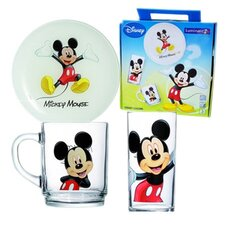"3-tlg. Kinderset Mickey ""Disney Colors"""