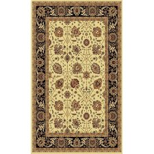 <strong>Dynamic Rugs</strong> Taj Cream/Black Rug