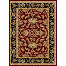 <strong>Dynamic Rugs</strong> Yazd Red Rug