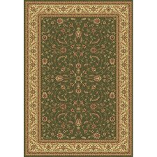 <strong>Dynamic Rugs</strong> Taj Green/Cream Rug