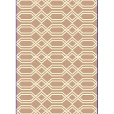 <strong>Dynamic Rugs</strong> Passion Beige/White Rug