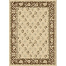 <strong>Dynamic Rugs</strong> Nain Cream/Grey Persian Rug