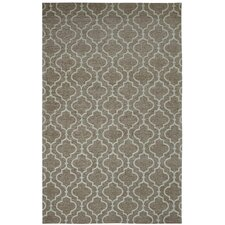Element Grey Geometric Rug