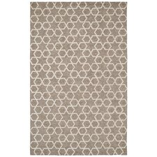 Broadway Grey Geometric Rug