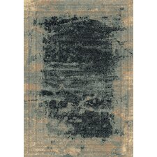Opus Grey and Beige Rug