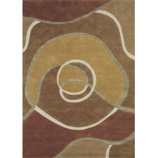 <strong>Dynamic Rugs</strong> Allure Tan Allurerary Rug