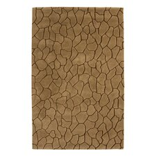 Aria Earth Brown Rug