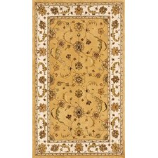 Jewel Gold/Beige Rug