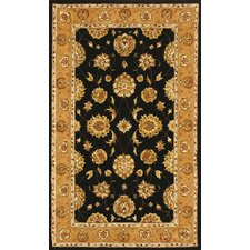 <strong>Dynamic Rugs</strong> Jewel Black/Camel Rug