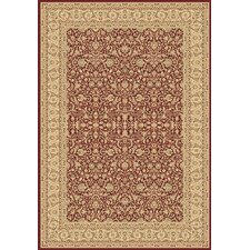 <strong>Dynamic Rugs</strong> Legacy Ryefield Red Rug