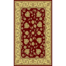 Legacy Red Rug