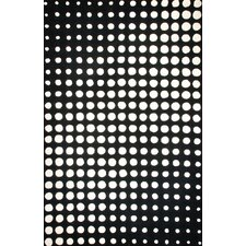 Aria Black/White Rug
