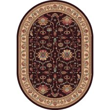 <strong>Dynamic Rugs</strong> Radiance Chocolate Rug
