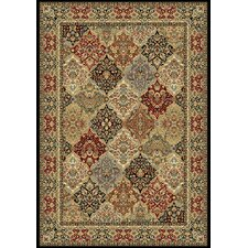 Ancient Garden Multi Rug