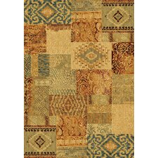 <strong>Dynamic Rugs</strong> Imperial Harvest Gold Rug