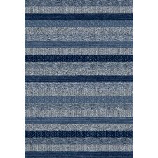 <strong>Dynamic Rugs</strong> Infinity Blue Rug