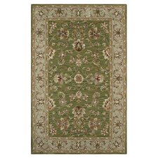 Dynamak Wright Green Rug
