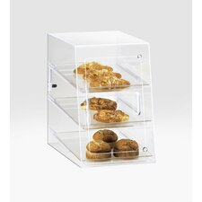 "Classic 22"" 3 Tray Display Case"